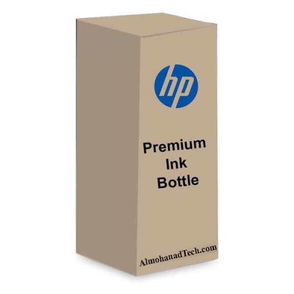 HP GT52 Cyan Compatible Ink Bottle (M0H54AE)