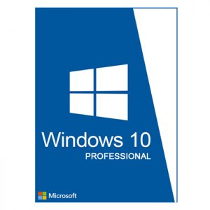 Microsoft Windows 10 Pro Original License Key [Digital Download]