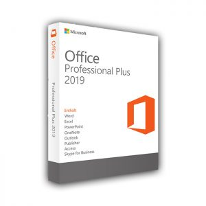 Microsoft Office 2019 Pro Plus Original License Key [Digital Download]