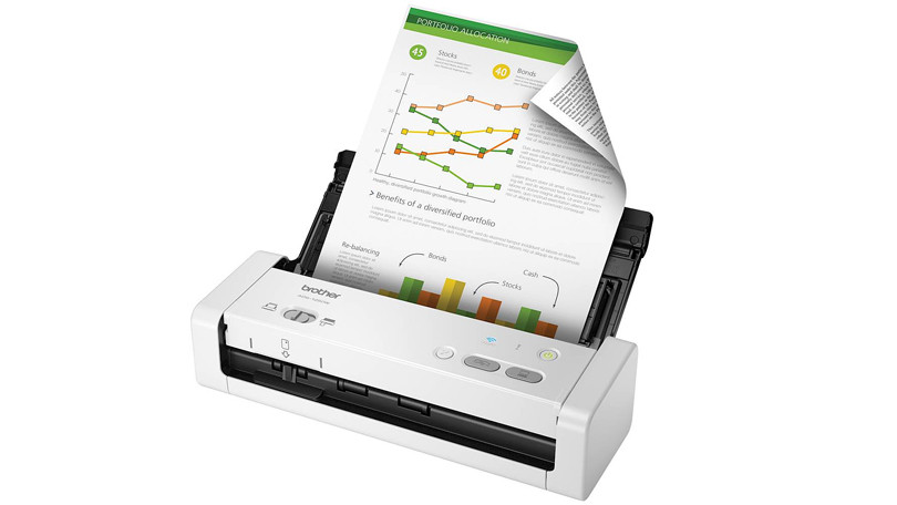 525497 brother ads 1250w - Brother ADS-1250W Wireless Compact Color Desktop Scanner Review & Rating