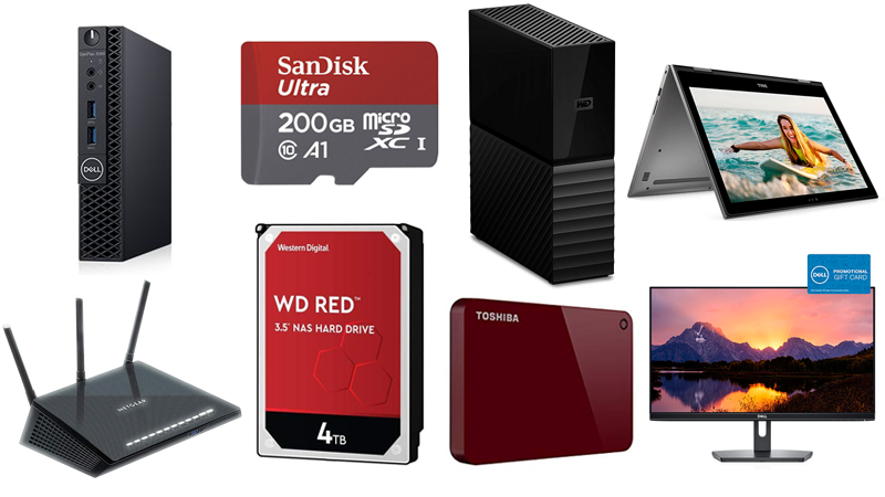 646958 deals 5 28 19 - Save Big on Storage Devices, Gaming PCs, and TVs
