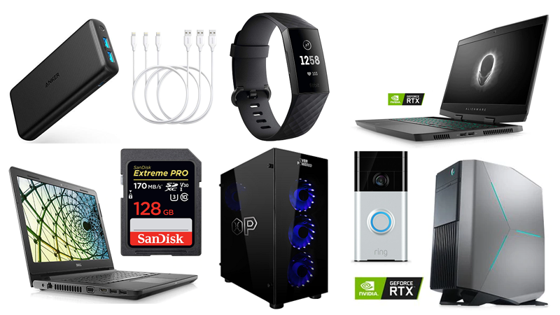 650049 deals 6 6 19 - Deals: Gaming PCs, Dell Laptops, Fitbit Tracker, Anker Accessories   News & Opinion
