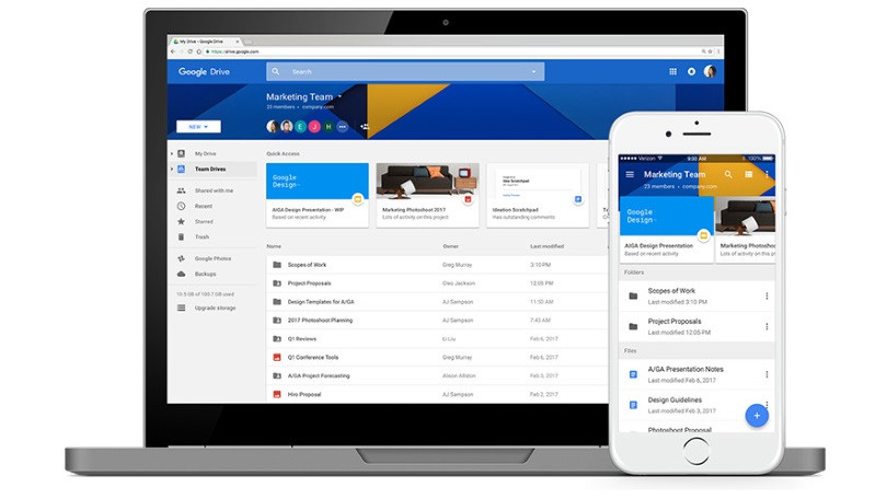 652716 g suite google drive - Google Drive Offline Access Expands to All File Types   News & Opinion