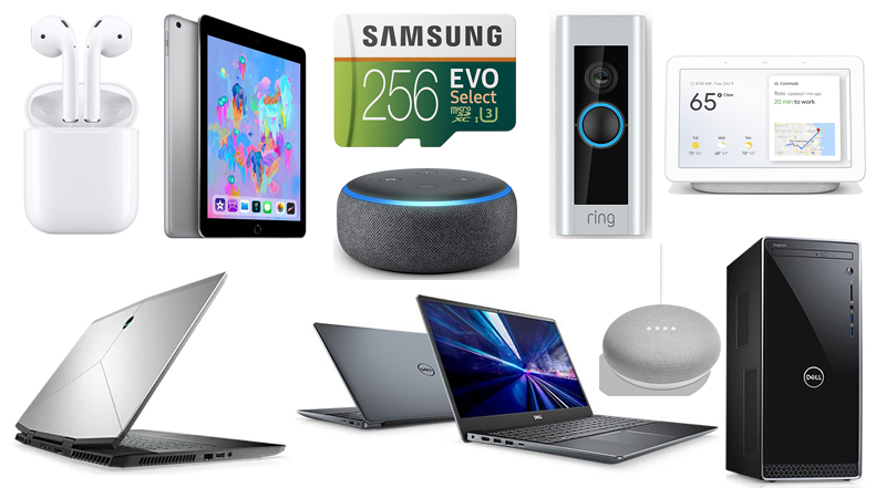 654554 deals 7 8 19 - Black Friday in July: Samsung MicroSDXC, Dell Laptops, More