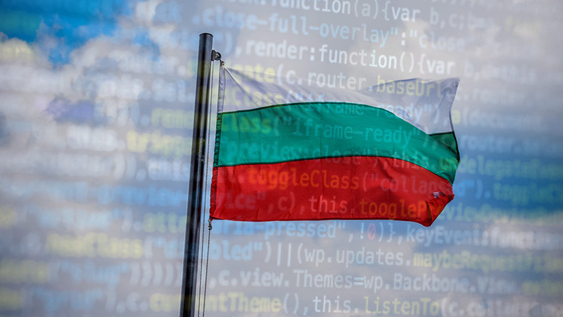 655809 bulgaria flag - Data of Nearly All Bulgarians Stolen in Cyberattack   News & Opinion