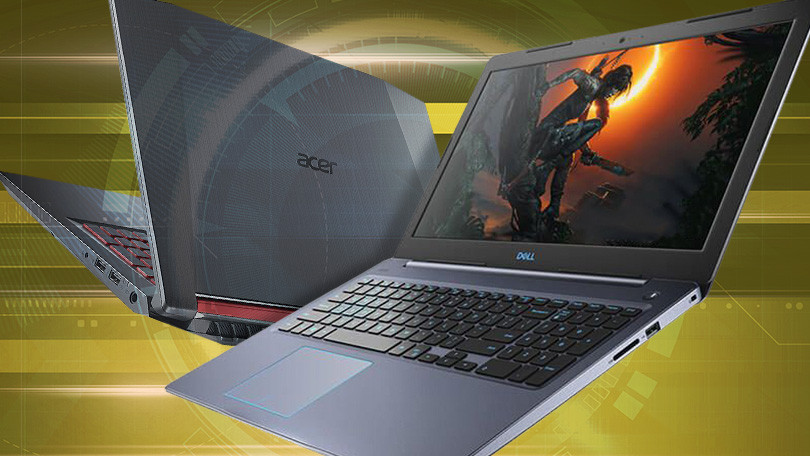 604419 the best budget gaming laptops of 2018 - The Best Cheap Gaming Laptops for 2019