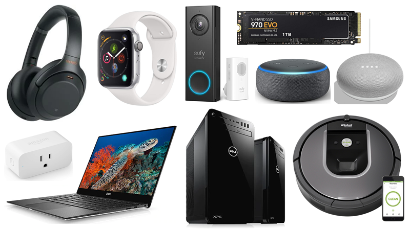 661701 deals 8 30 19 - Labor Day Weekend Deals: Dell PCs, Apple Watch, Amazon Smart Home   News & Opinion