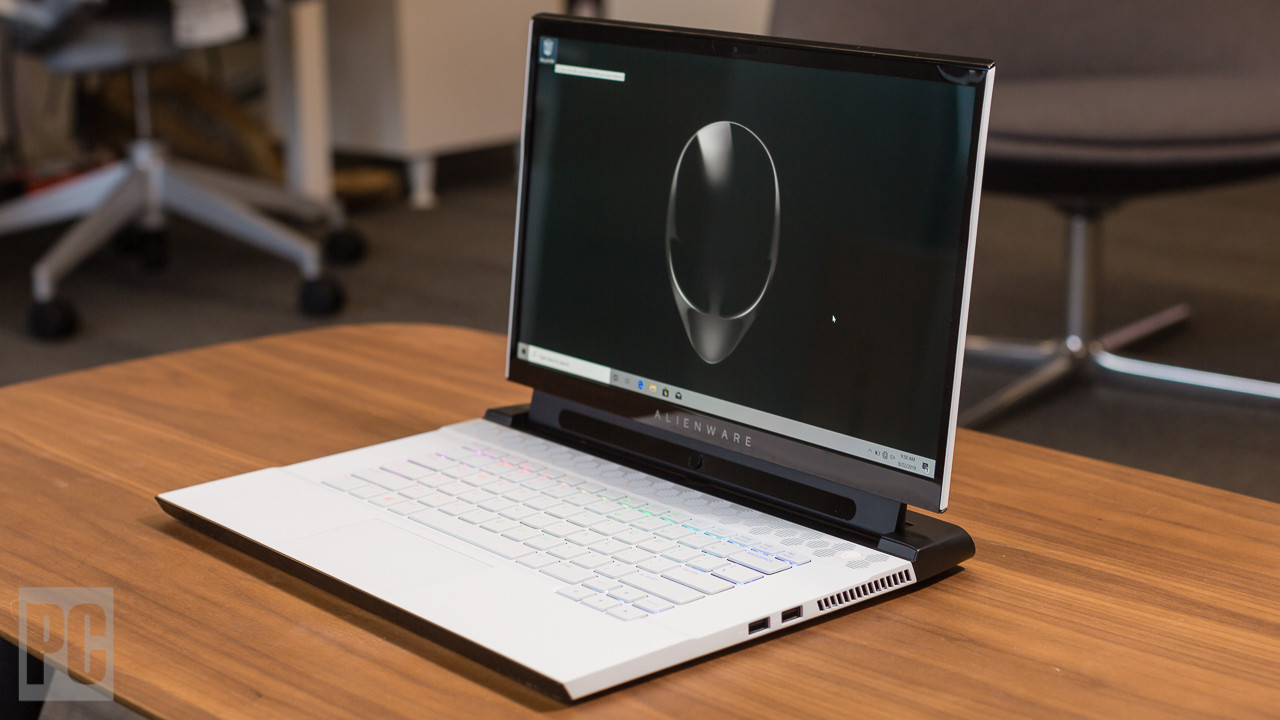 572415 meet the alienware m15 r2 - Alienware m15 R2 (2019, OLED) Review & Rating