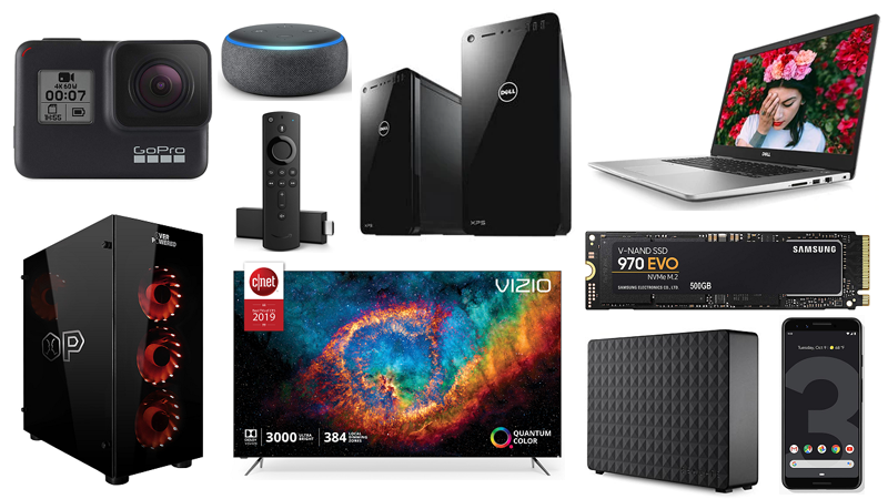 660822 deals 8 23 19 - Early Labor Day Sales: Dell, Alienware PCs, Amazon Devices | News & Opinion
