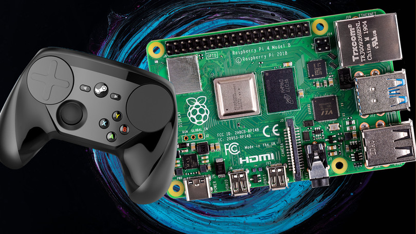 665628 raspberry pi steam - How to Use a Raspberry Pi and Steam Link to Stream PC Games to Your TV