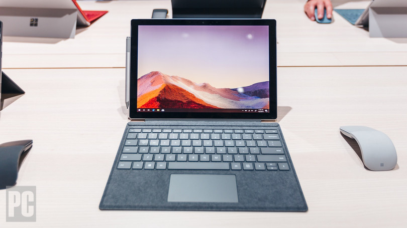 666482 nyc microsoft surface event 12 - Hands On: Microsoft Surface Pro 7 Adds 'Ice Lake' CPUs, USB Type-C Ports