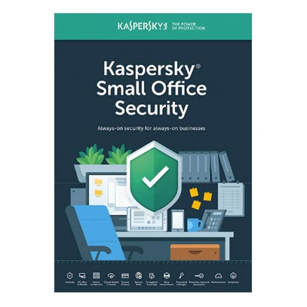 Kaspersky Small Office Security 2021