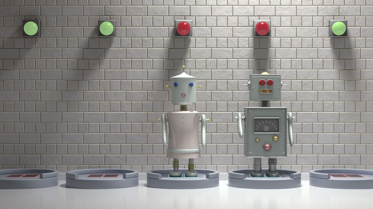 670893 robots - AI Makes the World a Weirder Place, and That's Okay