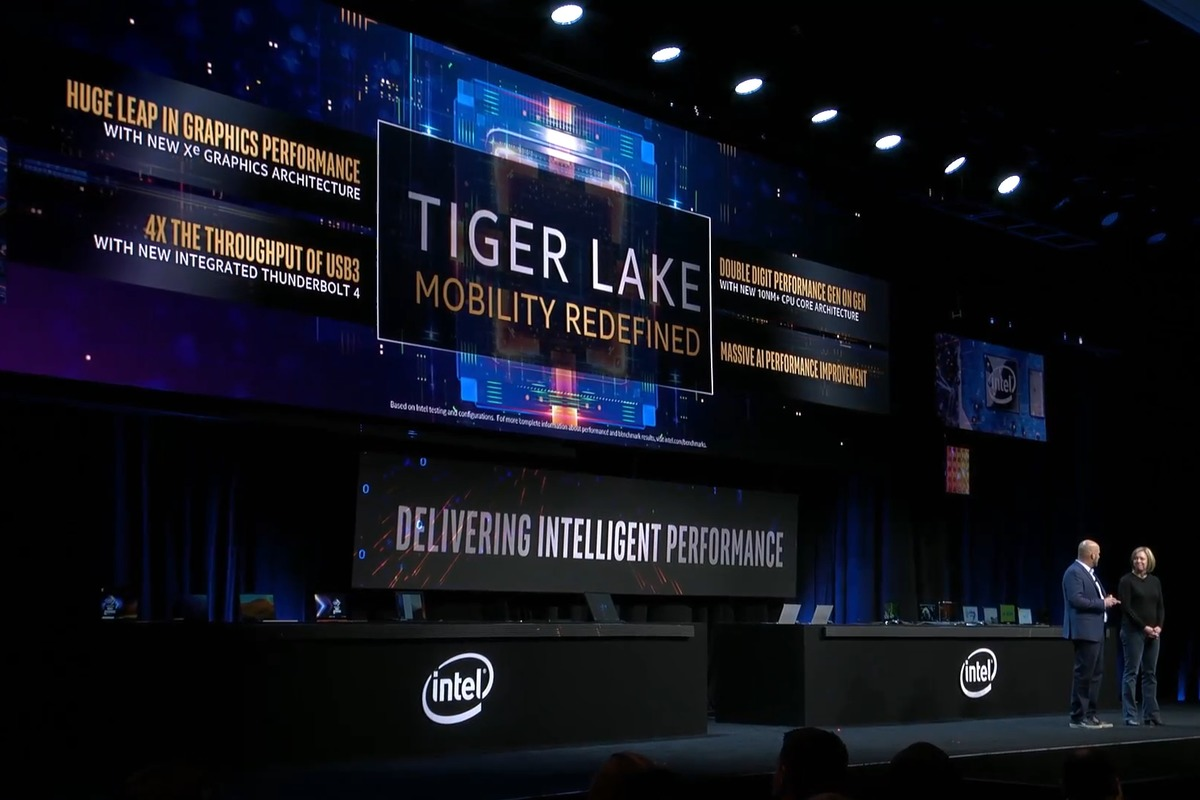 intel tiger lake announcement ces 2020 100826248 large.3x2 - Intel shrugs off coronavirus with solid Q1 earnings, confirming that Tiger Lake is on track for midyear