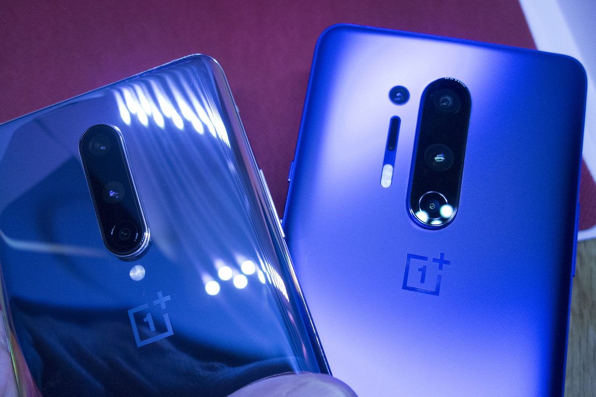 oneplus 8 colors 100838345 large.3x2 - OnePlus 8 and OnePlus 8 Pro test drive: Big, beautiful, and brimming with confidence