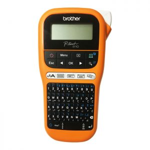 Brother P-touch PT-E110VP Industry Label Printer