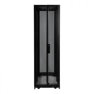 SmartRack 42U Standard-Depth Floor-Standing Rack Enclosure Cabinet