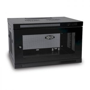 SmartRack 6U Wall-Mount Rack Enclosure Cabinet