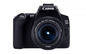 Canon EOS 250D Camera