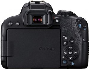 Canon EOS 800D Camera