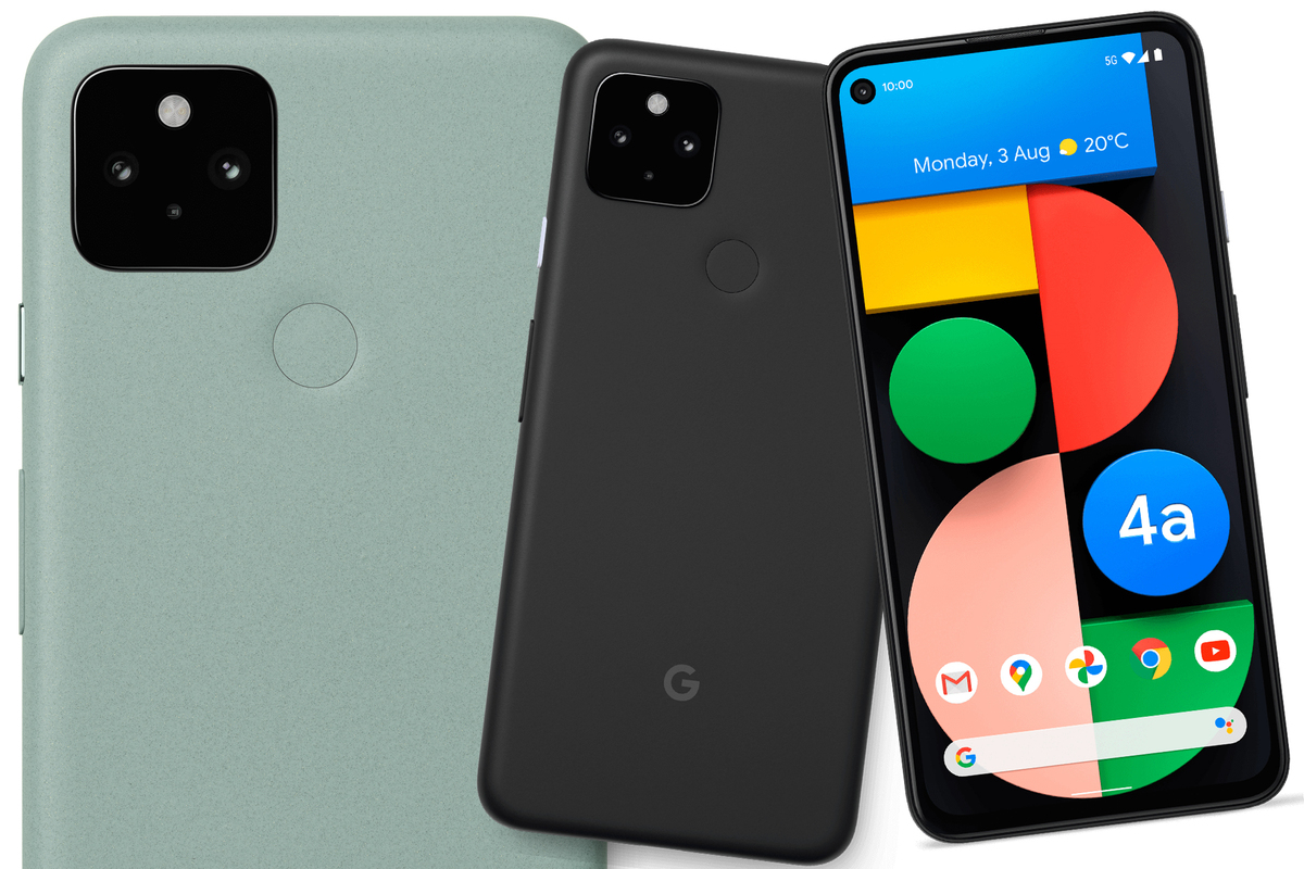 pixel 5 leak 100859996 large.3x2 - Google Pixel 5 preview: Lower price, mid-range parts, and 5G