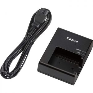 Compatible Canon Camera Charger