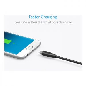 Anker PowerLine 3ft Micro USB Charging Cable