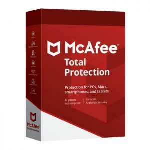 Mcafee Total Protection 2020 [Digital Download]