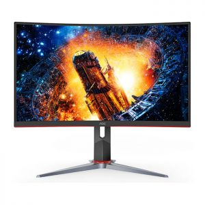 AOC 27″ Full HD Curved Freesync Gaming Monitor (C27G22)
