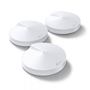 TP-Link Deco M9 Plus AC2200 Smart Home Mesh WiFi System (3 Pack)