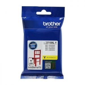 Brother LC3719XL-Y Yellow Original Ink