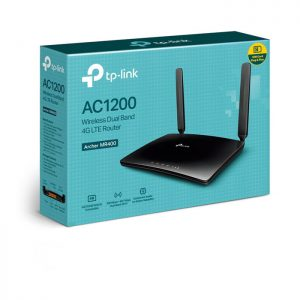 TP-Link Archer MR400 AC1200 Wireless Dual Band 4G LTE Router
