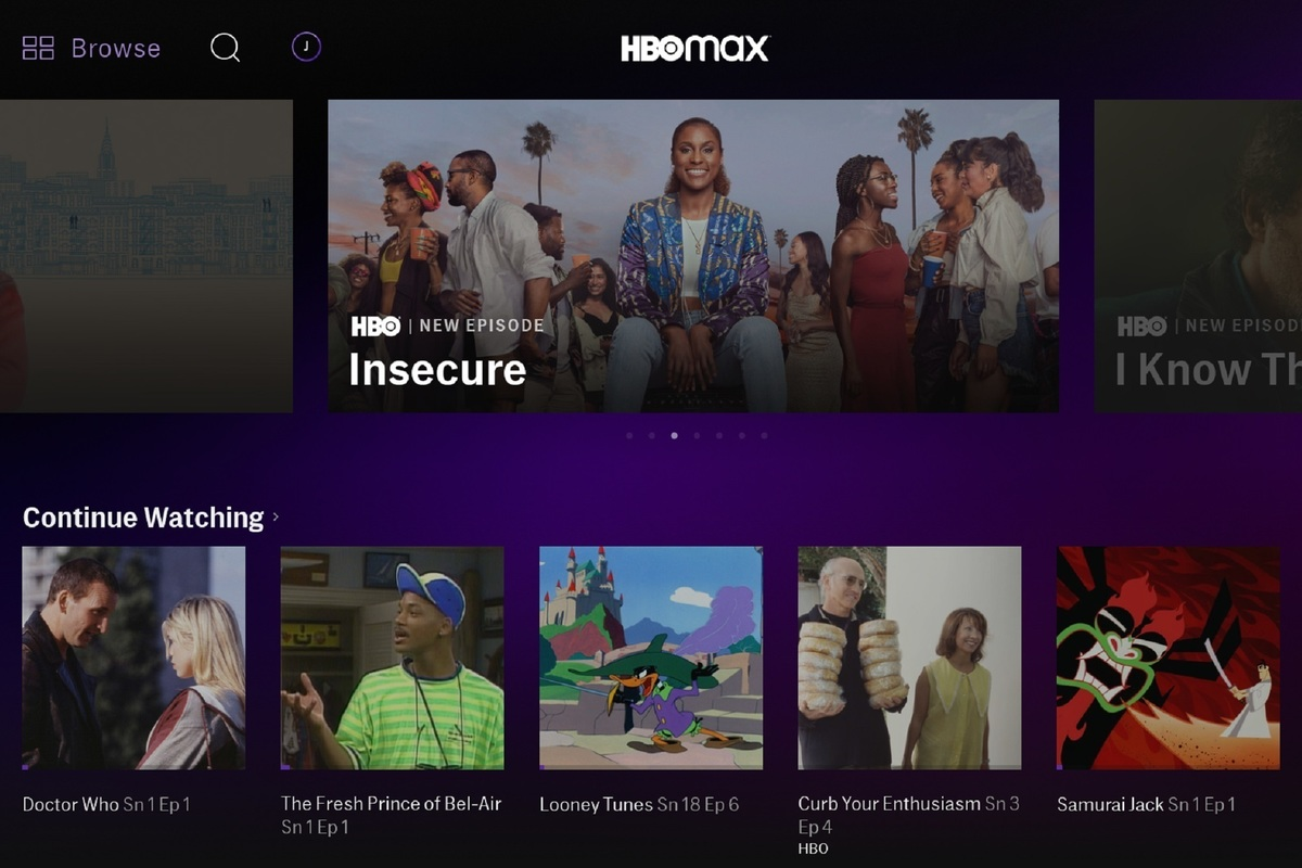 hbomaxhome 100847795 large.3x2 - HBO Max will offer a $10-a-month ad-supported tier starting in June