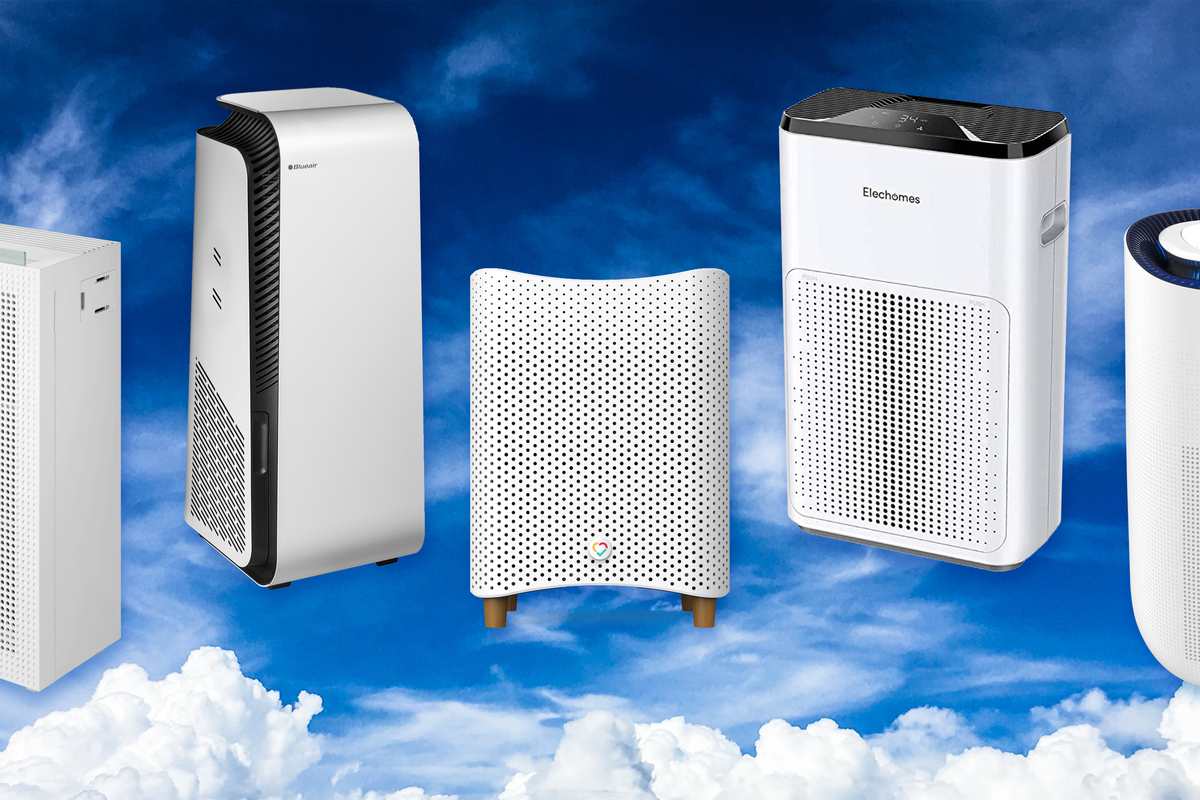 th air purifier hub 100889836 large.3x2 - Best air purifiers 2021: Reviews and buying advice