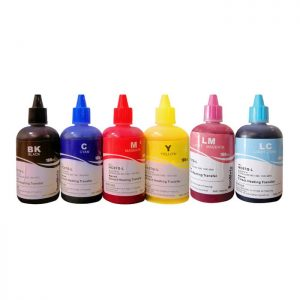Sublimation Ink for Epson 100 ml – 6  Color Pack